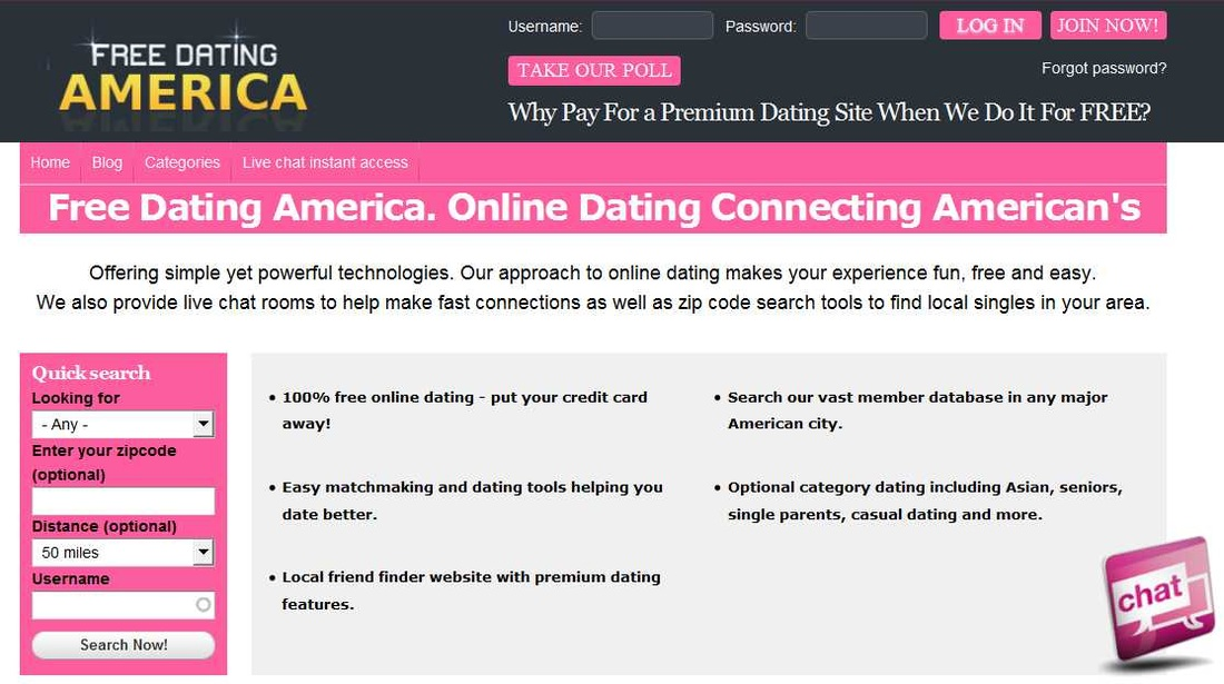 All free online dating site