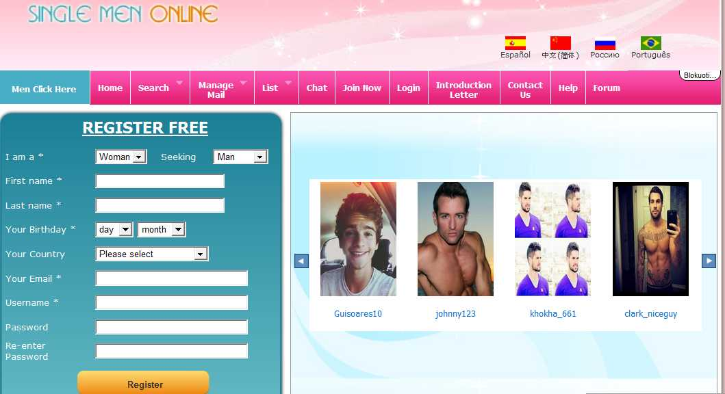 Free Dating Site & Free Online Dating